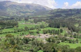 Ecuador-Hacienda Zuleta