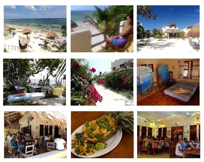 Maya Luna Eco Lodge for sale in Mexico
