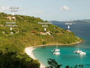 White Bay Villas and Seaside Cottages-British Virgin Islands