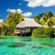 Eco friendly tropical resorts and hotels