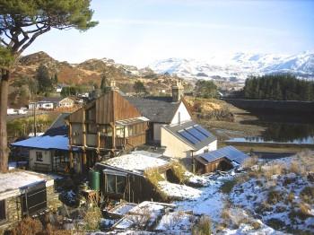 United Kingdom Eco Lodges-Tours
