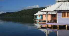 Mango Creek Lodge-Honduras