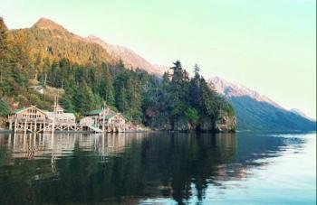 Alaska-Sadie Cove Wilderness Lodge