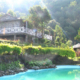 One of our eco lodges in Nepal