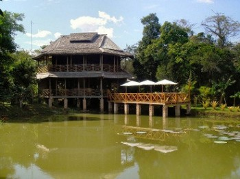 Laos Eco Lodges-Kinfisher