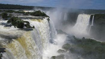 Brazil eco lodges-tours-Iguazu Waterfalls