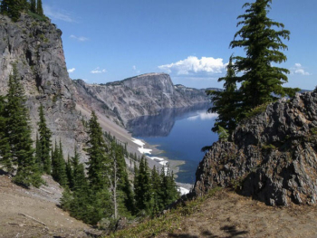 USA Eco Lodges-Tours-Crater Lake Oregon
