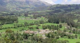 Hacienda Zuleta-Ecuador