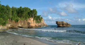 Balenbouche Estate-Saint Lucia