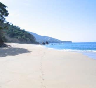 Mexico-Los Chonchos Beach