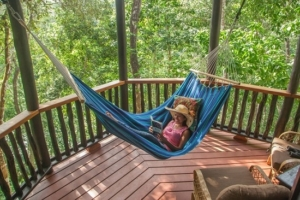 Table Rock Jungle Lodge, Belize