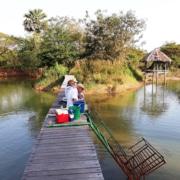 Lake at FaaSai Resort and Spa-Thailand