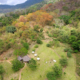 Udzungwa Forest Camp View from above