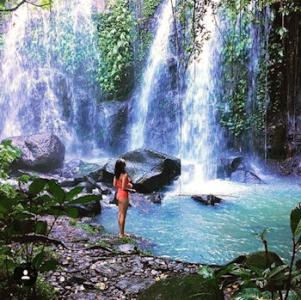 Bali Eco Stay Indonesia Waterfall