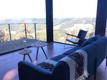 Samadhi Eco Resort view from accommodation
