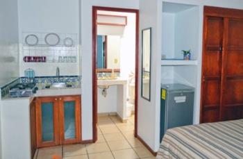 Studio apartment at Hotel Las Mariposas