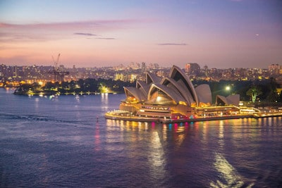 Sidney Opera House Australia Eco Lodges-Tours