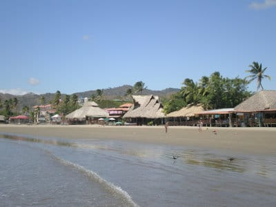Nicaragua Eco Lodges- Beach in San Juan del Sur