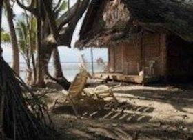 Kosrae Village-Micronesia